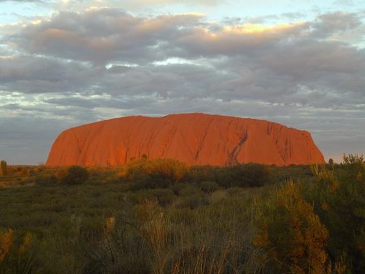 Red Centre, Uluru (NT)