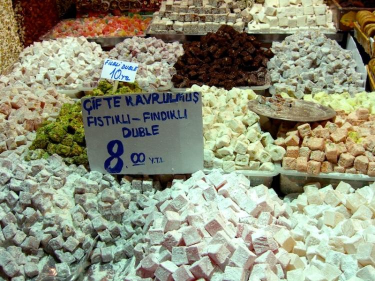 Istanbul, mercato