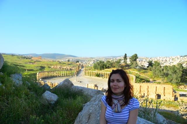 Rovine di Jerash (foto di pierpaolodilorenzo.com)