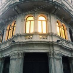 Milano, in centro