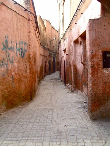 Marrakech, la medina