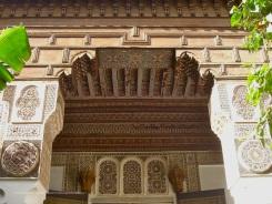 Marrakech, Palazzo Bahia