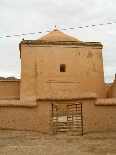 Una antica kasbah