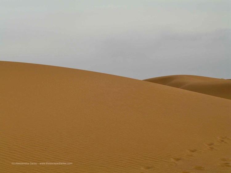 Sahara, Dunes de Chegaga