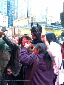 Batman! per le strade di NY