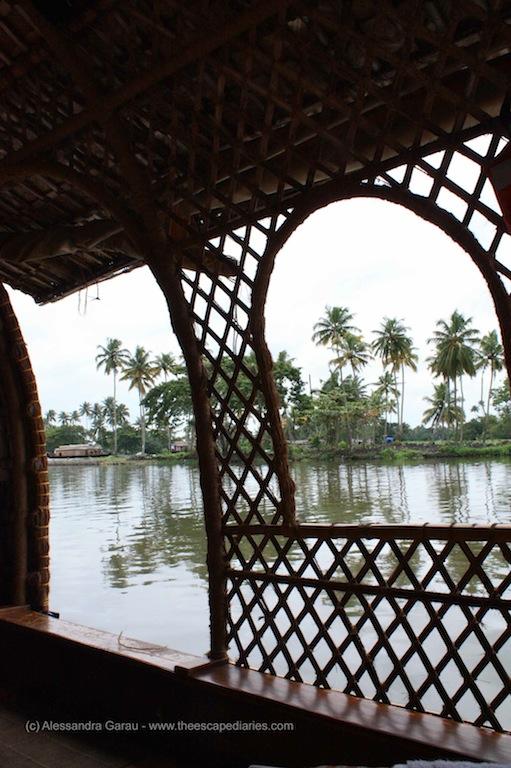 The hotel diaries una casa galleggiante sul lago vembanad for Costruire una casa sul lago
