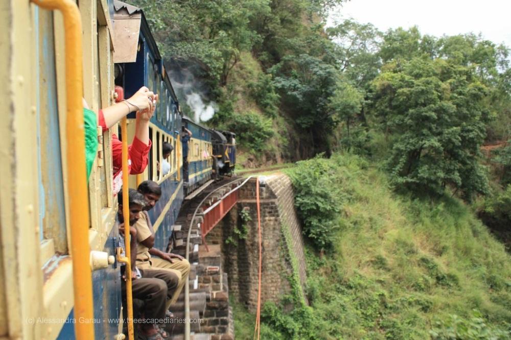 Nilgiri Mountain Railway, tratta Ooty - Mettupalayam