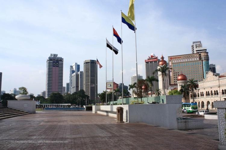 KL, Merdeka Square