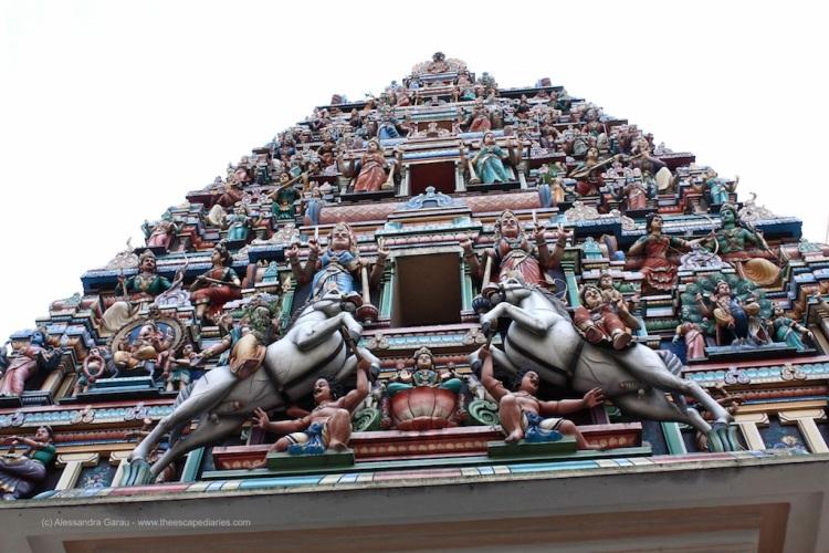 Kuala Lumpur, tempio hindu