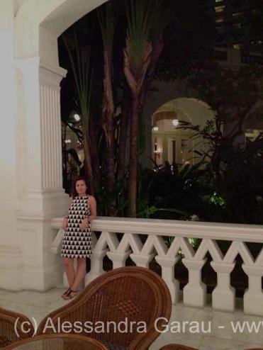Singapore, Raffles Hotel