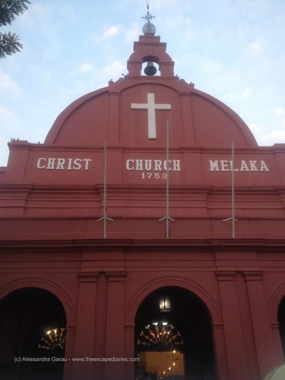 Malacca, Dutch Square