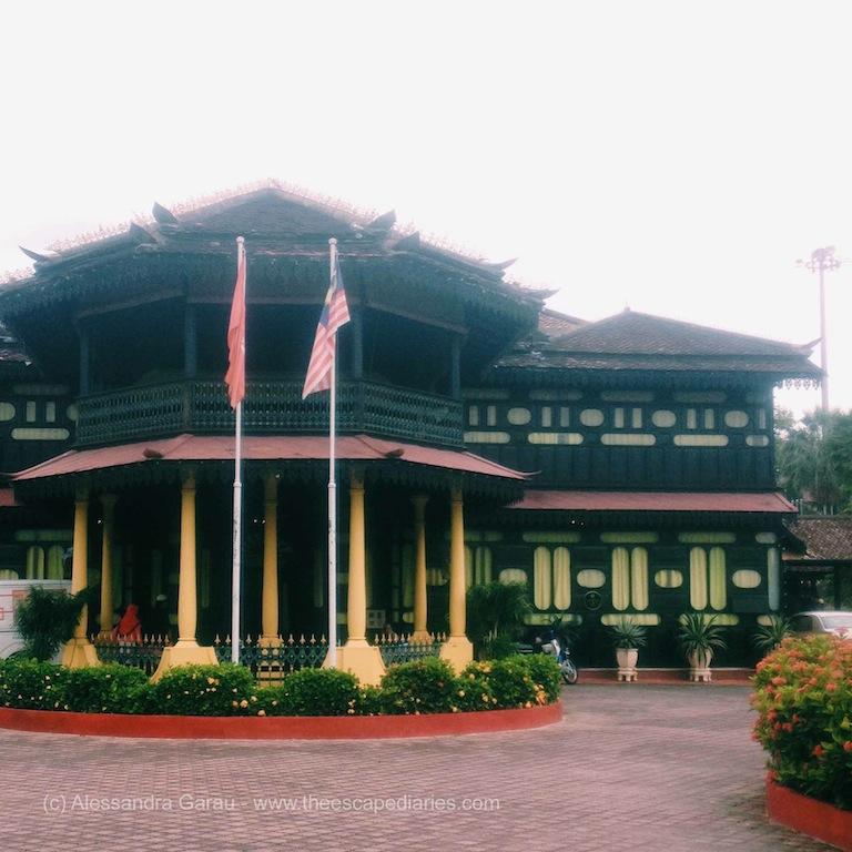 Museo di Kota Bahru che non visitiamo