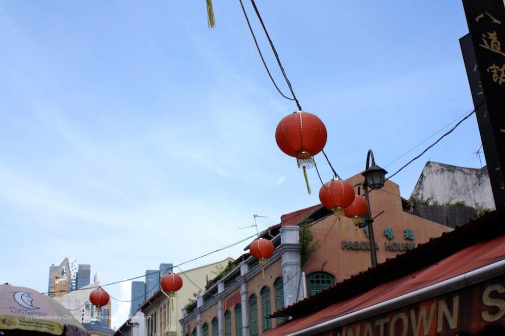 Singapore, Chinatown