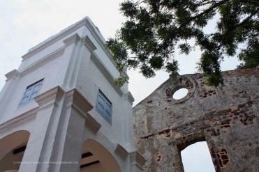 Malacca, St. Paul's Hill