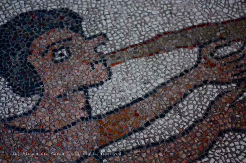 Otranto, dettaglio della Cattedrale