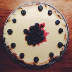 il mio primo cheesecake