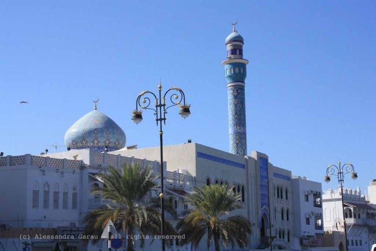 Mutrah, Muscat