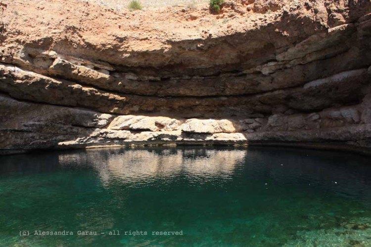Bimmah Sinkhole (dolina di Bimma)