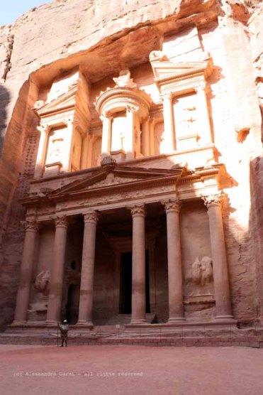 Petra, il Tesoro