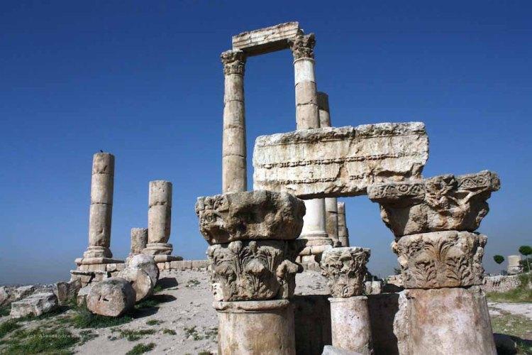 Amman, cittadella
