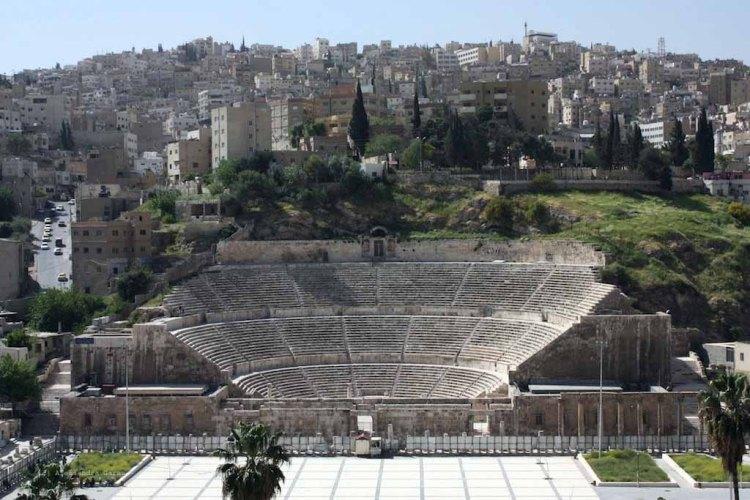 Amman, anfiteatro romano