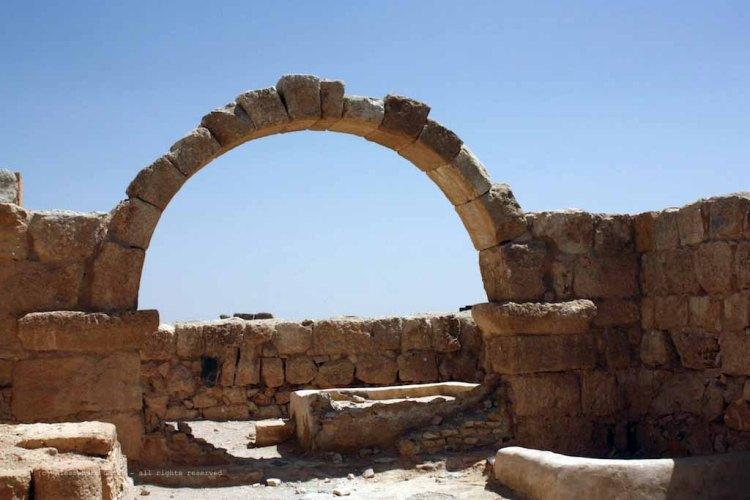 Qasr Hallabat (Castelli del Deserto)