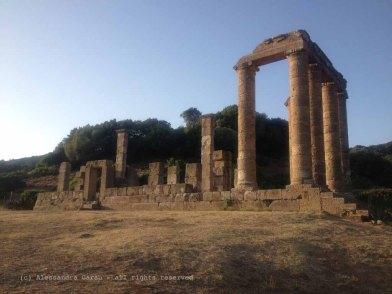 Sulcis, Tempio di Antas
