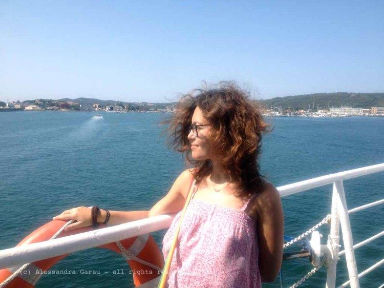 verso Carloforte, Isola di S. Pietro