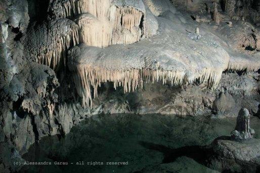 Sulcis, Grotte su Mannau