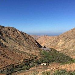 La valle di Betancuria, Fuerteventura