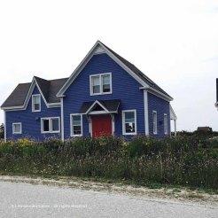 casetta solitaria, Nova Scotia