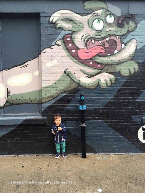 Montreal, grafitti