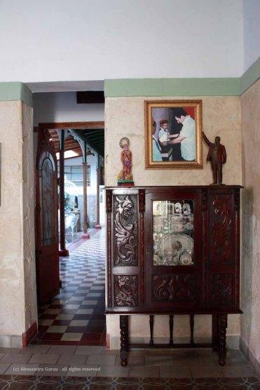 La Colonial 1861, interno