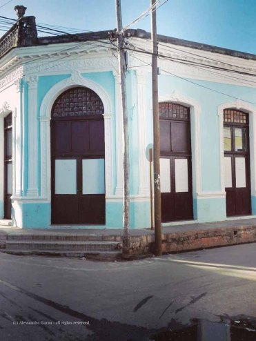 Strade di Remedios, Cuba