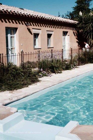 La piscina, Aquae Sinis