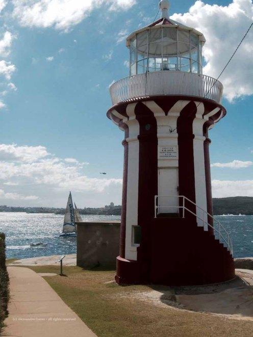 Hornby Lighthouse, Watsons Bay, Sydney