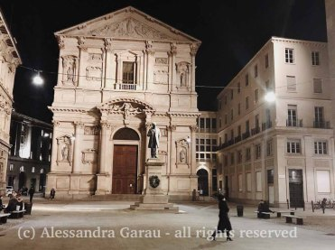 Milano by night, gennaio 2018