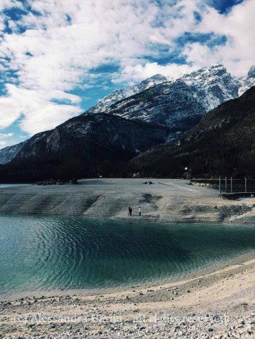 Lago di Molteno, febbraio 2018