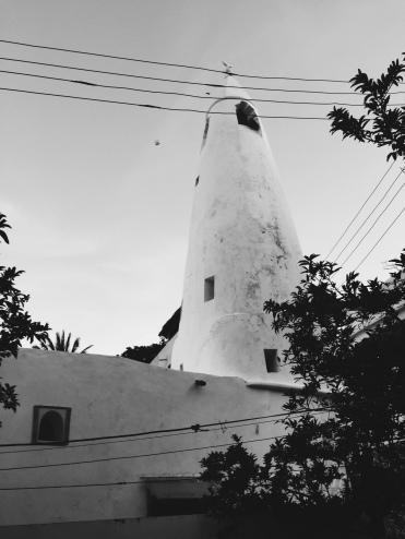 La moschea di Shela